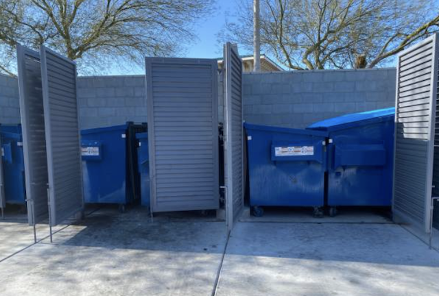 dumpster cleaning in surprise